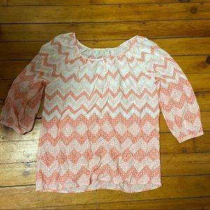 Grand & Greene blouse